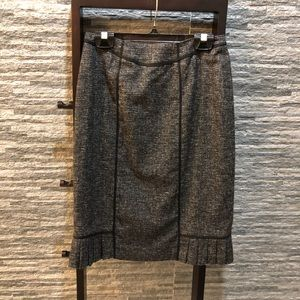 Nanette Lepore Wool Skirt